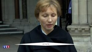 """La veuve d'Alexandre Litvinenko """"appelle à l'expulsion de tous les membres des services russes"""""""