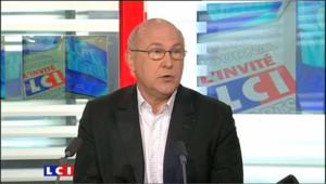 LCI - Michel Sapin est l'invité politique de Christophe Barbier