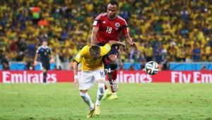 """Le lettre de Zuniga à Neymar : """"Je regrette profondément"""""""
