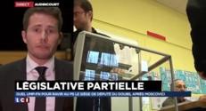 Législative dans le Doubs : plus de 60 % d'abstention attendus