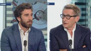 Sur LCI, clash entre Maurice Ulrich (L'Huma) Julien Rochedy (FN)
