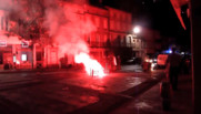 Manifestation à Gaillac