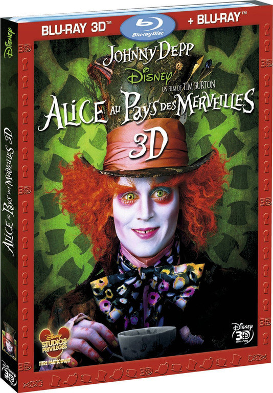 ALICE AU PAYS DES MERVEILLES 3D FRENCH AC3 [Bluray 1080p 3D] [MULTI]
