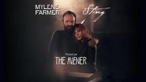 Capture du site promotionnel du duo entre Mylène Farmer et Sting produit par The Avener