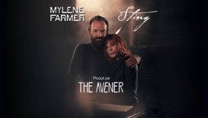 Capture du site promotionnel du duo entre Mylène Farmer et Sting produit par The Avener
