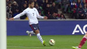 France Danemark Fekir
