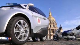 La voiture électrique pour sauver la planète !