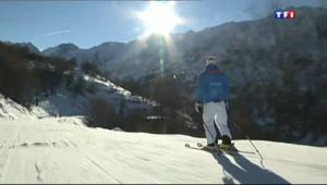 Le 20 heures du 15 janvier 2014 : Jean-Baptiste Grange, un skieur au sommet - 1810.505649658203