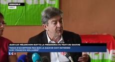 Parti de gauche : Mélenchon explique les raisons de son départ de la présidence