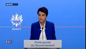"""Vallaud-Belkacem sur le droit de vote des étrangers : """"Nous n'avons pas le droit à l'erreur"""""""