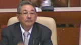 Les Etats-Unis satisfaits par l'arrivée de Raul Castro