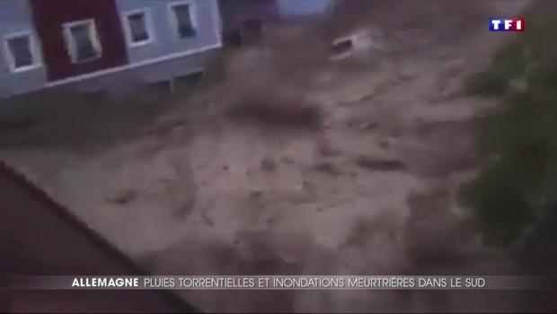 Allemagne : les inondations tuent quatre personnes