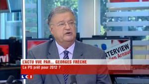 """Georges Frêche : """"Mitterrand était d'extrême-droite"""""""