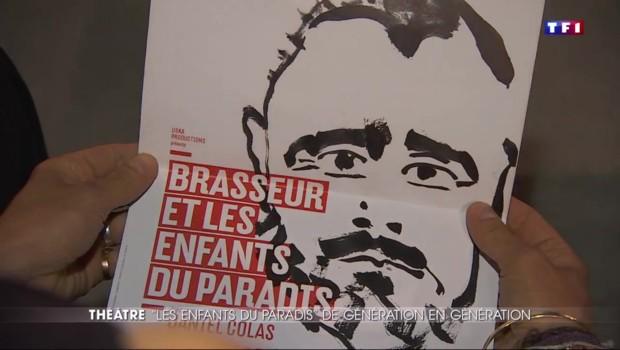 """""""Les Enfants du Paradis"""", une affaire de famille pour Alexandre Brasseur"""