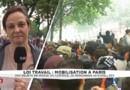 Loi Travail : des incidents ont éclaté à Nantes