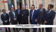 Prêtre assassiné : le cardinal André Vingt-Trois appelle à la cohésion des religions