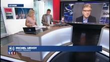 """Urvoy, Ouest France: """"E. macron veut lever les blocages"""" économiques"""
