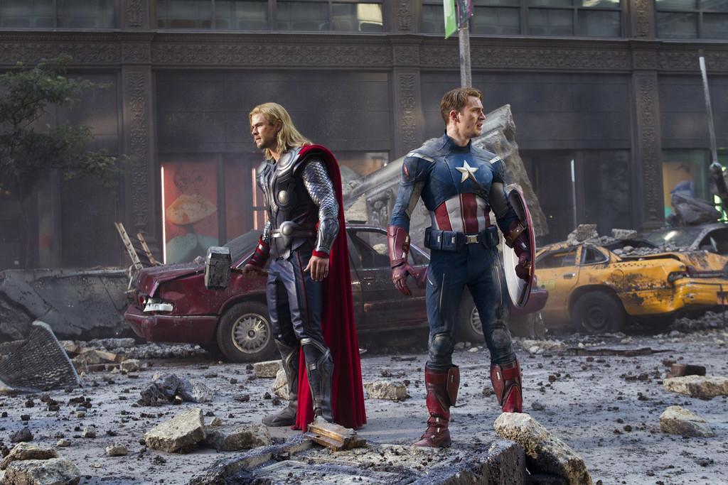 Avengers de Joss Whedon