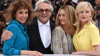 Festival de Cannes George Miller Valeria Golino Vanessa Paradis Kirsten Dunst
