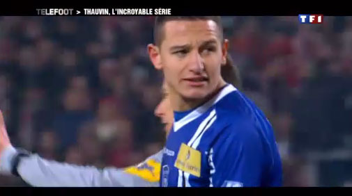 vid o t l foot bastia brest 4 0 thauvin l 39 incroyable s rie mytf1. Black Bedroom Furniture Sets. Home Design Ideas