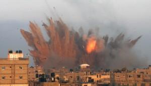 Israël et le Hamas s'installe dans la guerre, alors que se poursuivent les bombardements israéliens sur Gaza et les tirs de roquettes contre Israël.