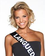 Marie Fabre, Miss Languedoc 2014, prétendante au titre de Miss France 2015