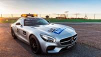 Mercedes-AMG GT S Voiture de Sécurité F1 2015