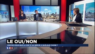 """Pour Corinne Lepage, le verrou de la COP21, """"c'est l'argent"""""""