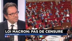 Pour Frédéric Lefebvre, le PS ne voulait pas dépendre du soutien de l'UMP