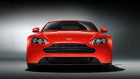 Aston Martin V8 Vantage 2012