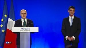 """Bernard Cazeneuve : """"Nous avons récupéré des traces ADN"""" à La Castellane"""