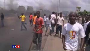 Côte d'Ivoire: violences dans les rues