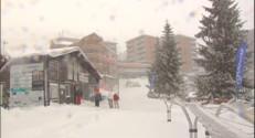 Le 13 heures du 30 janvier 2015 : En Haute-Garonne, certaines stations ont dû fermer à cause de la neige - 157.2884296760559