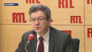 Mélenchon le 05/05 sur RTL