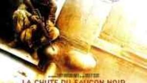 Affiche du film LA CHUTE DU FAUCON NOIR en190*140