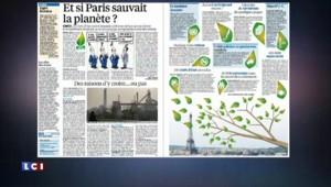"""COP 21 : """"L'humanité est en état d'urgence"""""""