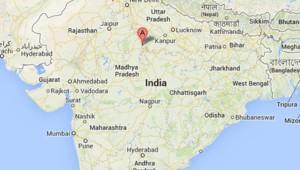 Inde bousculade