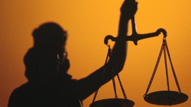 La balance, symbole de la justice.