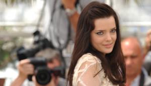 Roxane Mesquida à Cannes, le 15 mai 2010.