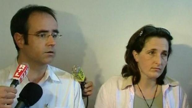 TF1-LCI : Véronique Courjault et son mari Jean-Louis