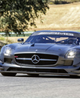 Mercedes SLS AMG GT3 45th Anniversary
