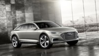 Audi Prologue Allroad Avant Concept 2015