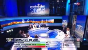 """Européennes : Copé gêné par la question de Claire Chazal sur la """"transparence"""" à l'UMP"""