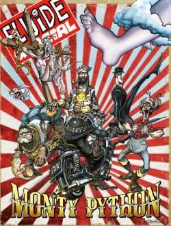 Fluide Glacial - Numéro spécial Monty Python