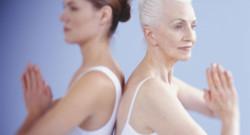 jeune vieux vieillesse âge démographie santé yoga sport