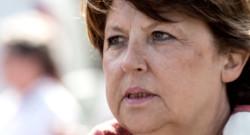 Le 13 heures du 19 octobre 2014 : Aubry critique la politique de Hollande et Valls - 56.472