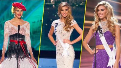 Miss France se prépare pour Miss Univers
