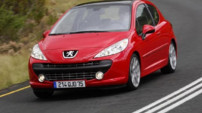 PEUGEOT 207 1.6 HDi 16v 110ch Griffe - 2006
