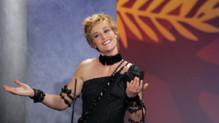 Cécile de France à Cannes en 2005