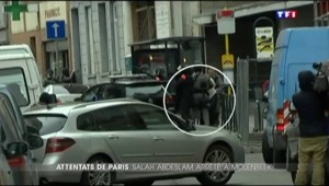 Cinq suspects interpellés à Molenbeek dont Abdeslam : les images de l'arrestation